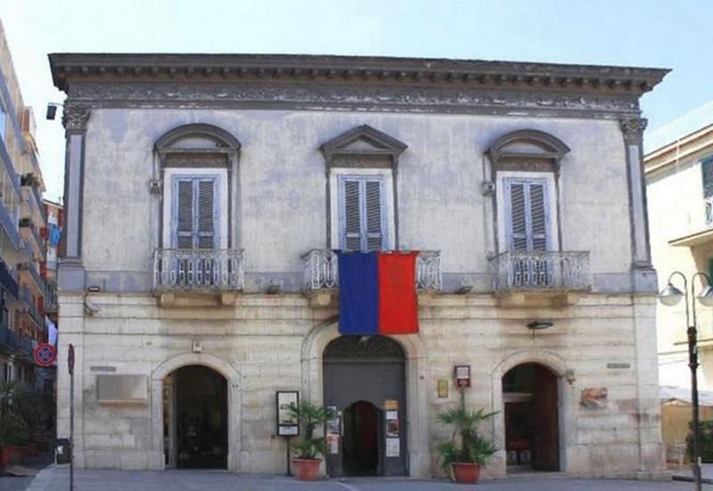 Palazzo Sinesi, Canosa di Puglia