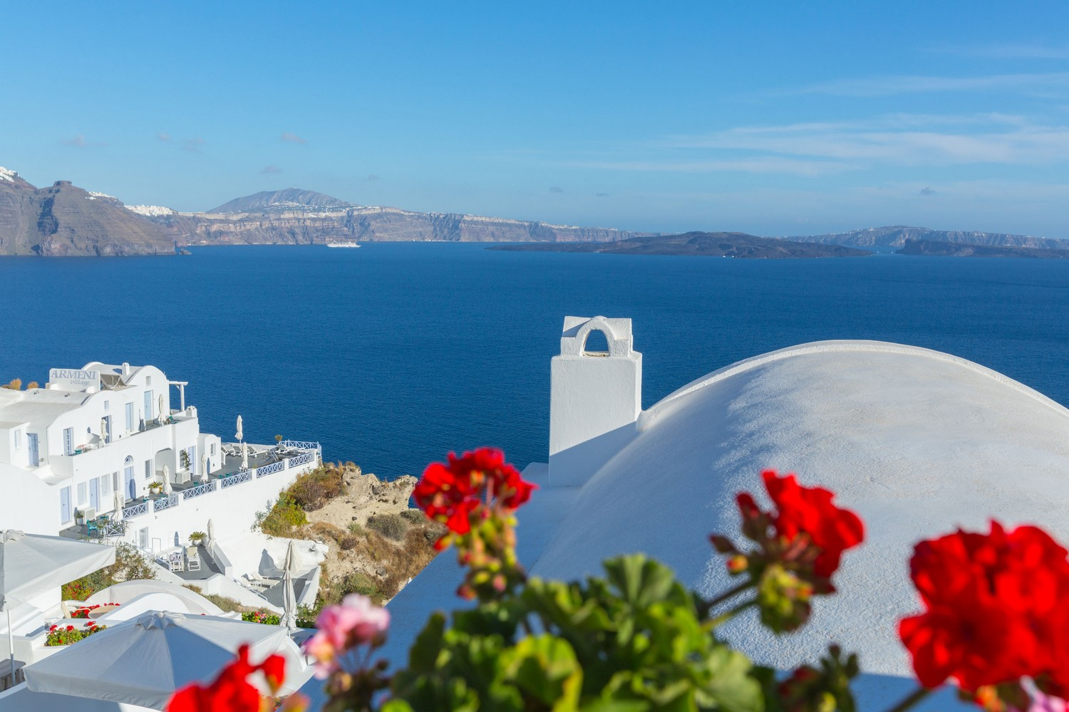 Vacanza a Santorini per due, da 536 euro * FullTravel.it