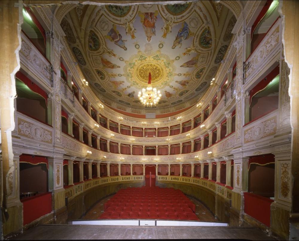 Teatro Caio Melisso, Spoleto