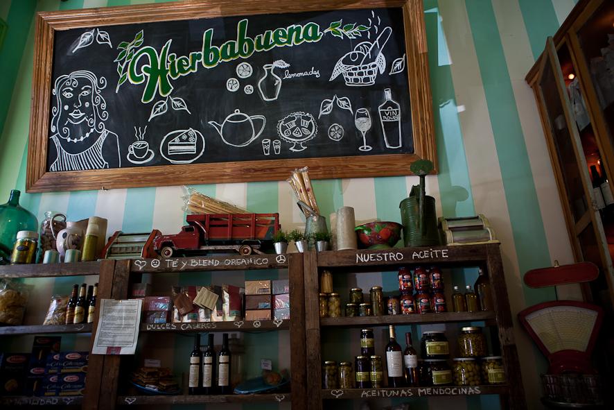 Ristorante Hierbabuena a Buenos Aires