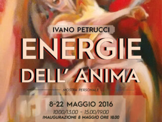 Locandina Energie Anima - Mostra a Viterbo