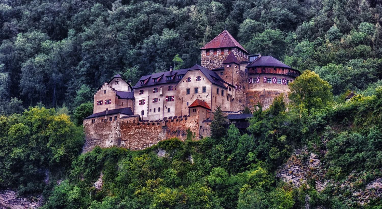 Castello di Vaduz, Liechtenstein