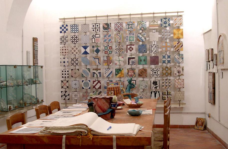 Collezione ceramiche Alfonso Tafuri, Salerno