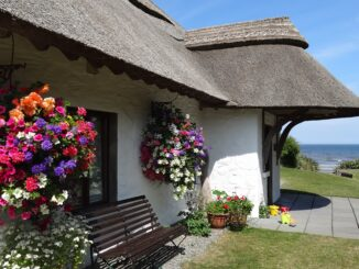 Dormire in un cottage in Irlanda
