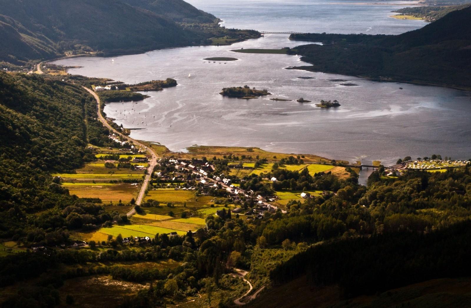 Glencoe, Scozia: sui luoghi di Harry Potter