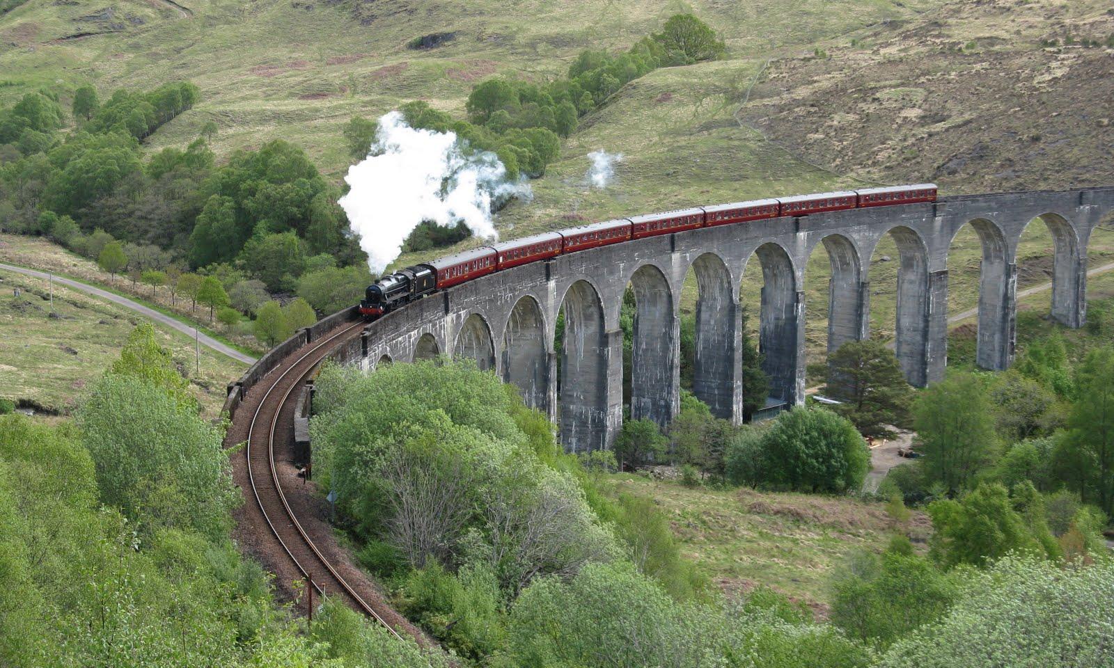 Scozia, sui luoghi di Harry Potter