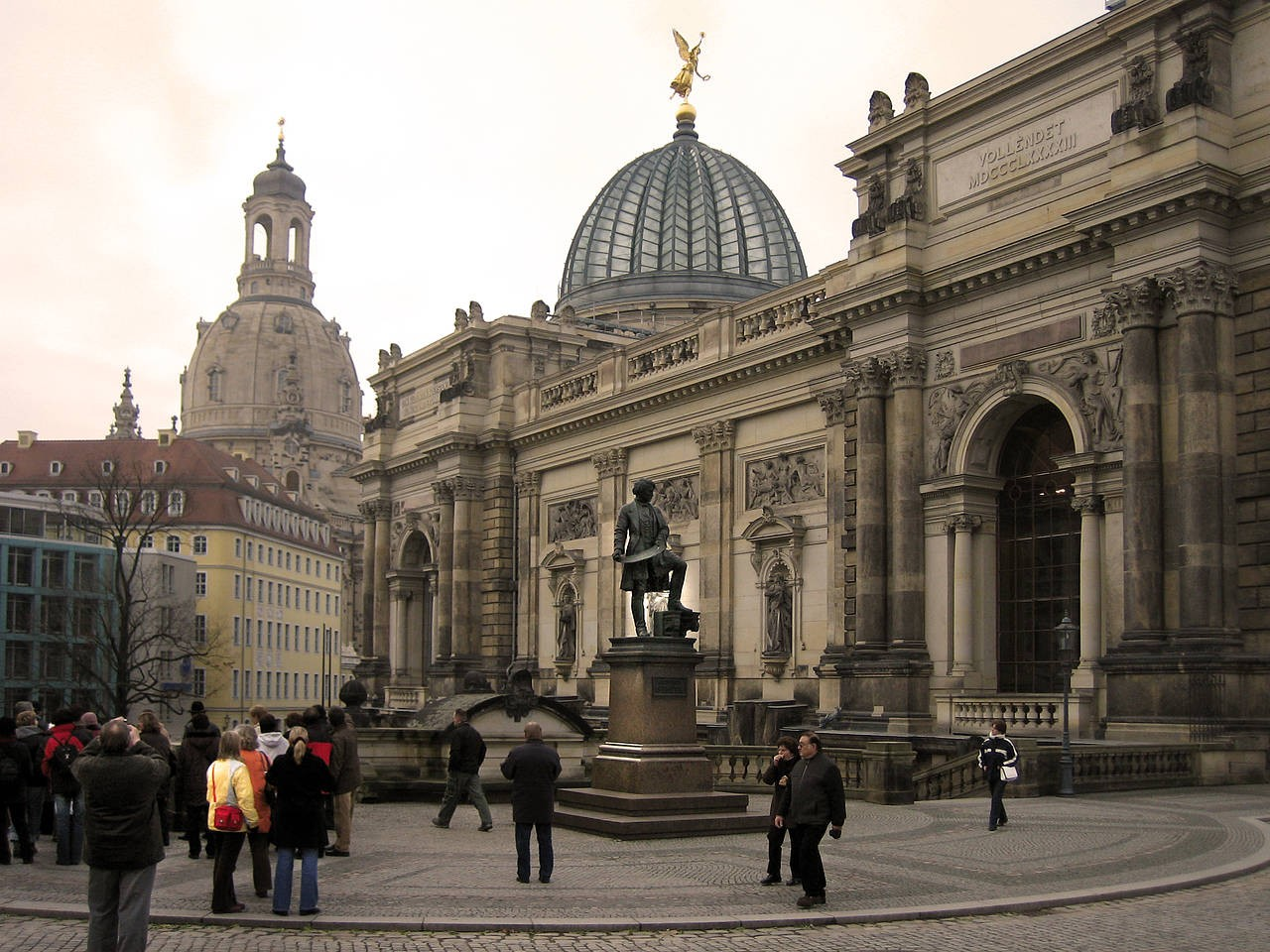 Albertinum, Dresda