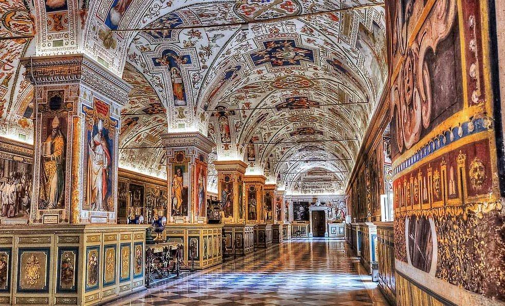 Musei Vaticani - Foto cappella-sistina.it