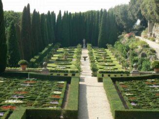 Giardini di Castel Gandolfo