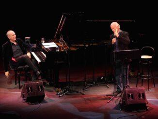 Gino Paoli e Danilo Rea - Foto Musacchio & Ianniello