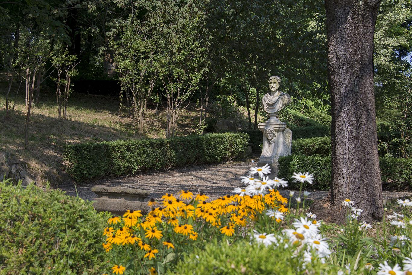 Sentiero nei Giardini Vaticani