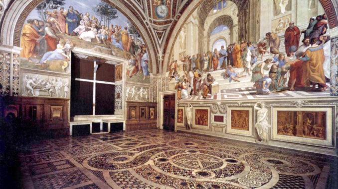 Musei Vaticani: Stanze di Raffaello
