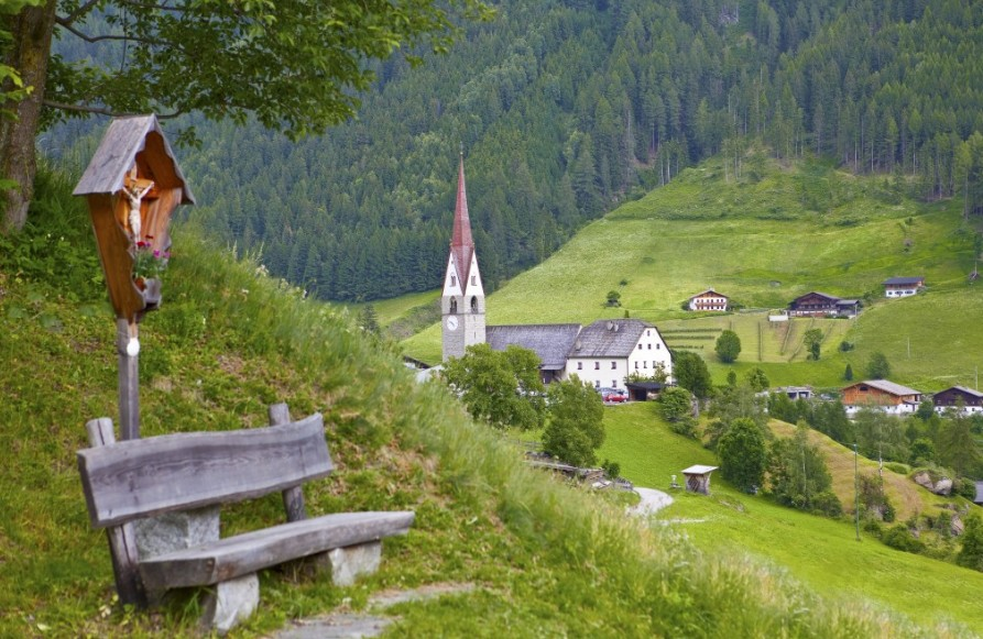Valle Aurina ©TVB Tauferer Ahrntal