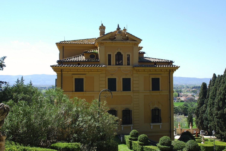 Spello cosa vedere: Villa Fidelia