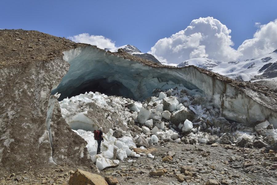 Porta ghiacciaio dei Forni - Foto-Mauro_Lanfranchi