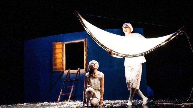 """Festival internazionale del teatro in strada """"La Luna nel pozzo"""", Caorle"""