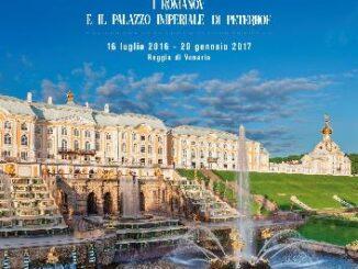 Meraviglie degli Zar. I Romanov e il Palazzo Imperiale di Peterhof