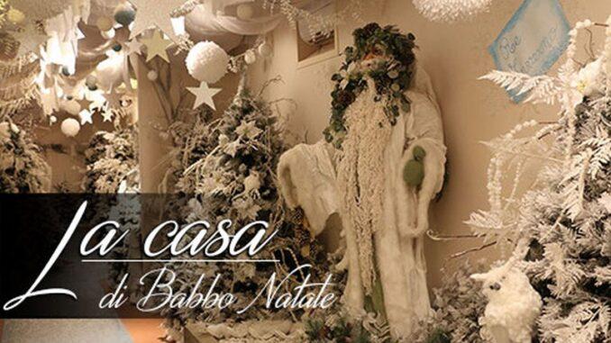 La Casa di Babbo Natale a Montecatini Terme