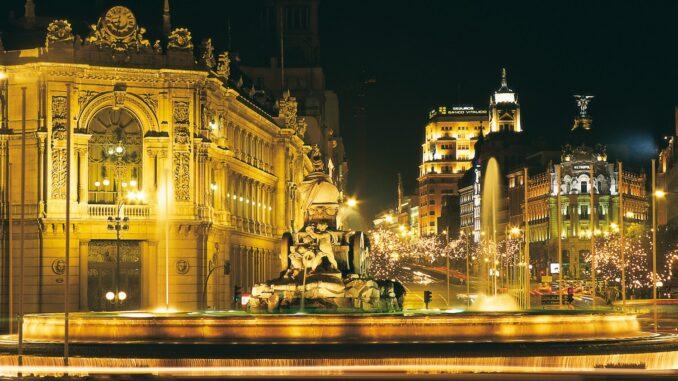 Madrid cosa vedere