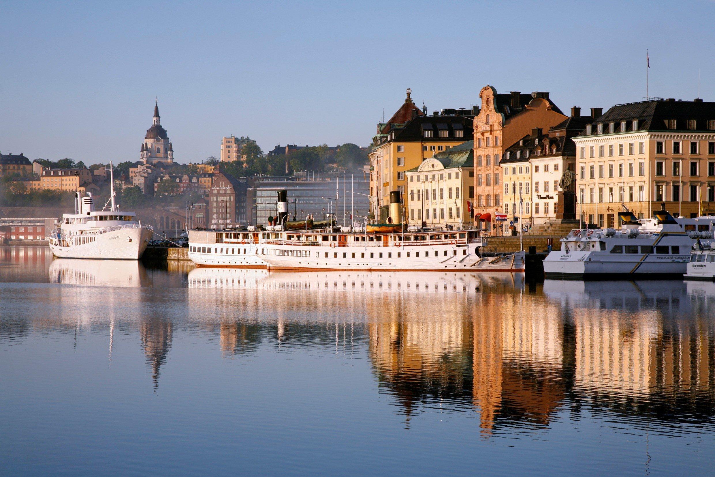 Stoccolma cosa vedere: panorama di Stoccolma, splendida capitale della Svezia ©Ola Ericson/imagebank.sweden.se