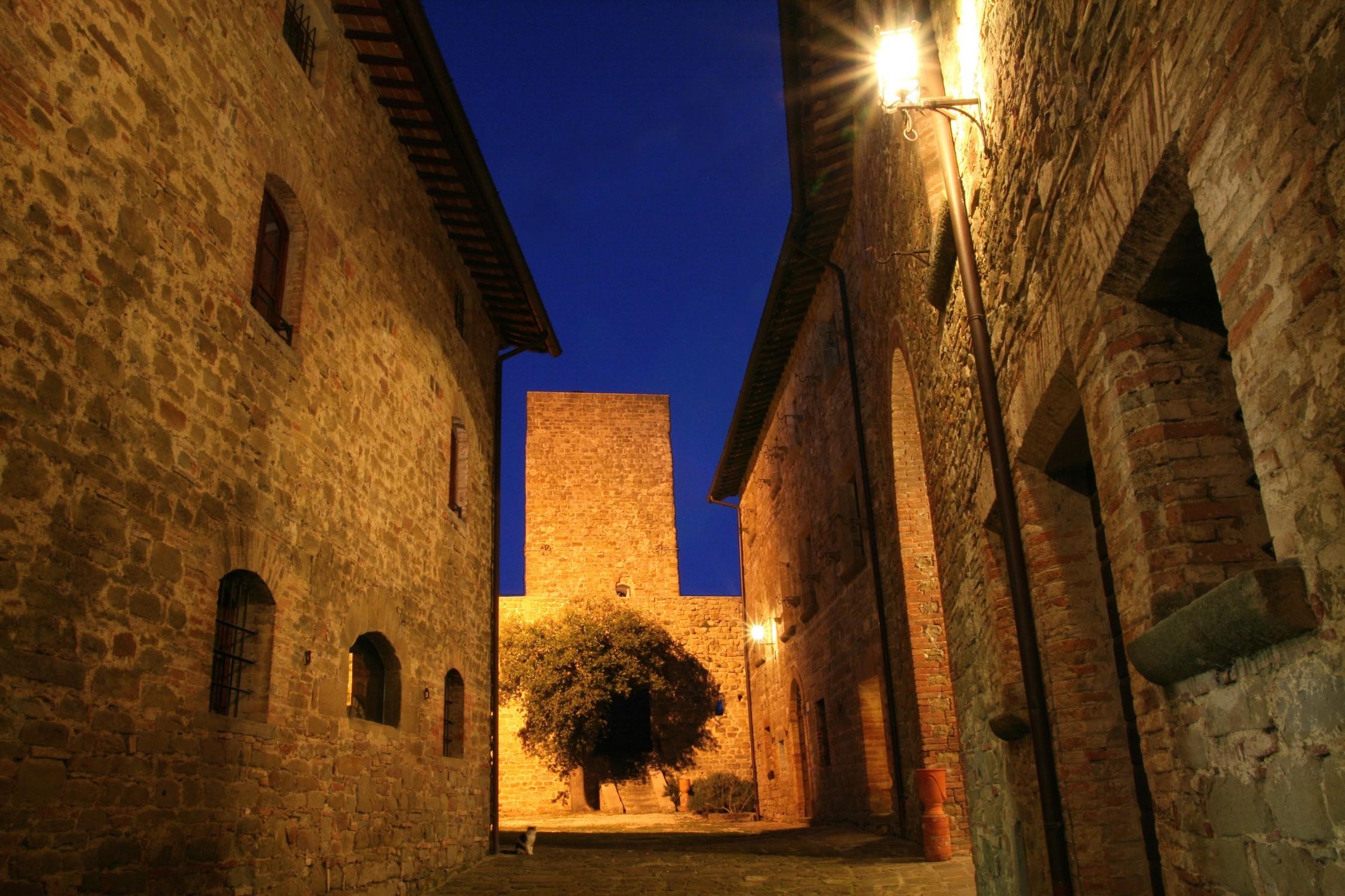Castello di Petroia, Gubbio