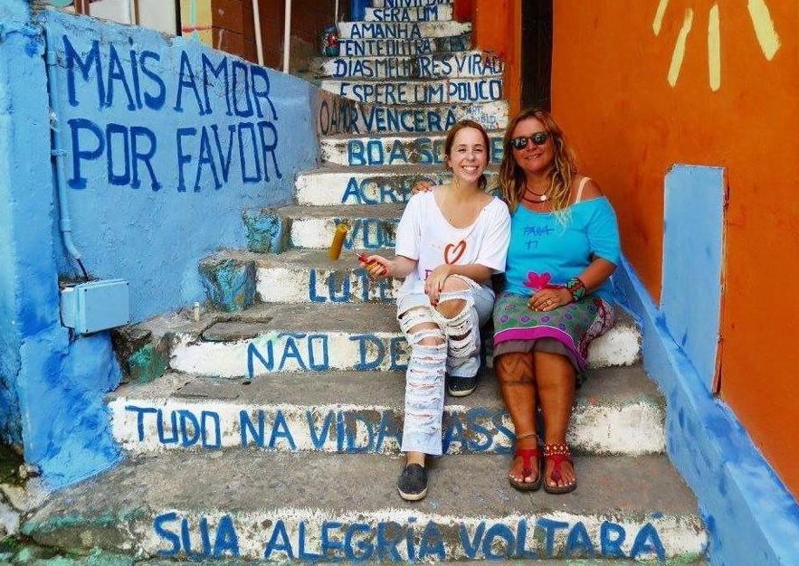 Favelas di Rio de Janeiro, Brasile