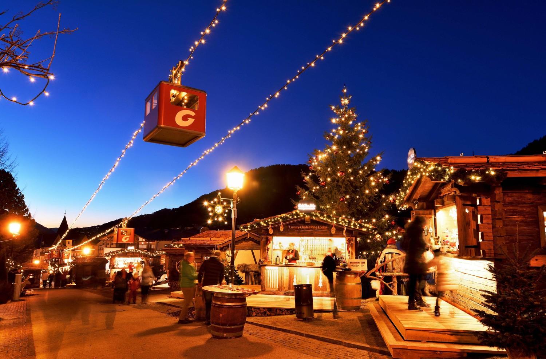 Mercatini di Natale in Val Gardena, Alto Adige