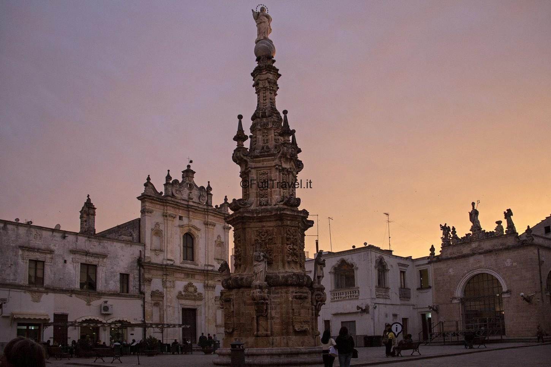 Piazza Salandra a Nardo ©Foto Anna Bruno/FullTravel
