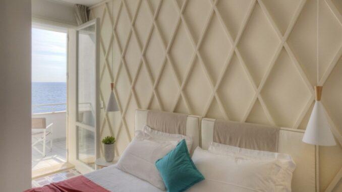 Camera vista mare al Grand Hotel Riviera di Nardò