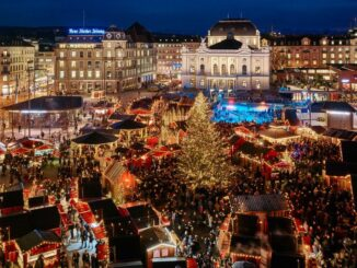 Mercatino di Natale di Zurigo