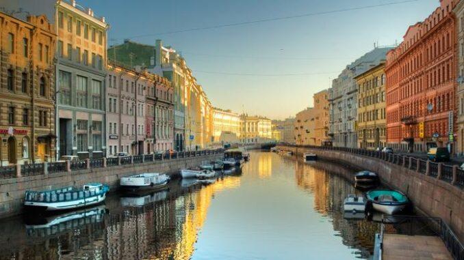 Canali di San Pietroburgo