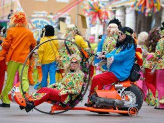 Carnevale di Rijeka (Fiume) in Croazia
