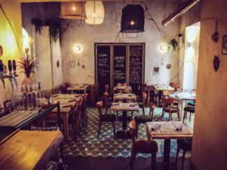Quirinetta Caffè, ambiente ristoro
