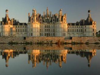 Castello de Chambord, Francia