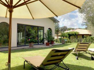Montebelli Agriturismo e Country Hotel, il giardino