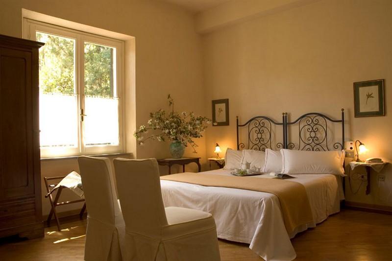 Montebelli Agriturismo e Country Hotel, la camera matrinoniale