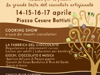 ChocoMusic, Riva del Garda: la locandina della quarta edizione