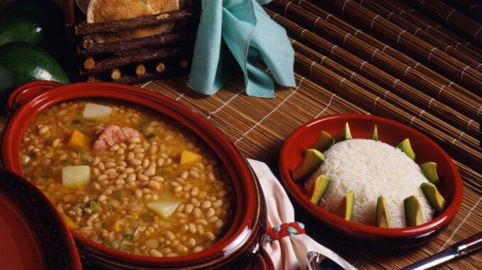 Sancocho de Habichuelas, cucina dominicana