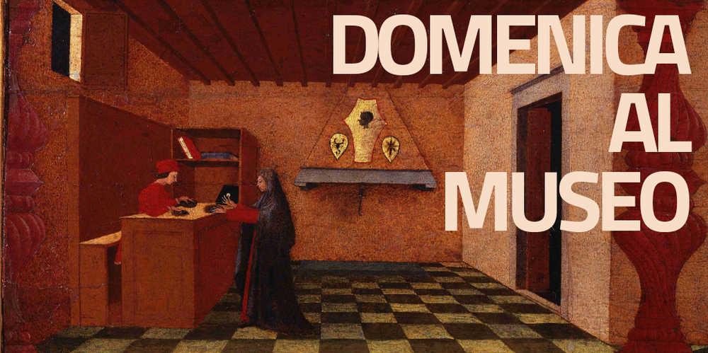 Domenica al museo, gratis