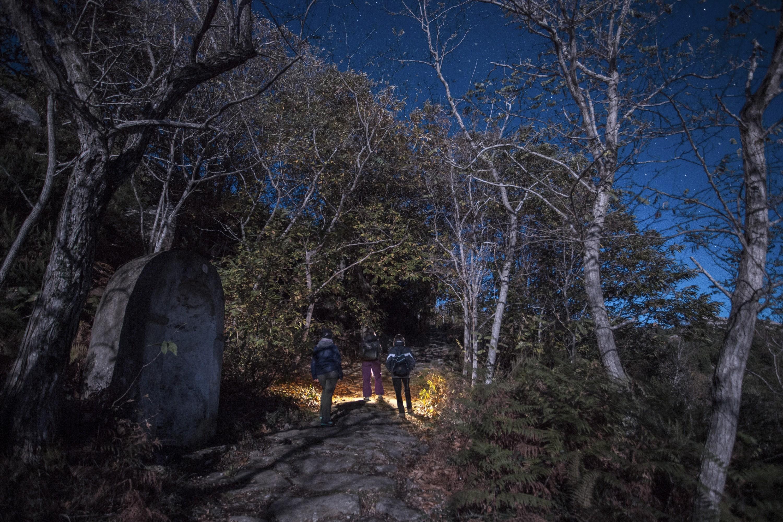 Trekking al Chiaro di Luna, Santuario della Madonna del Monta e Marciana, Isola d'Elba