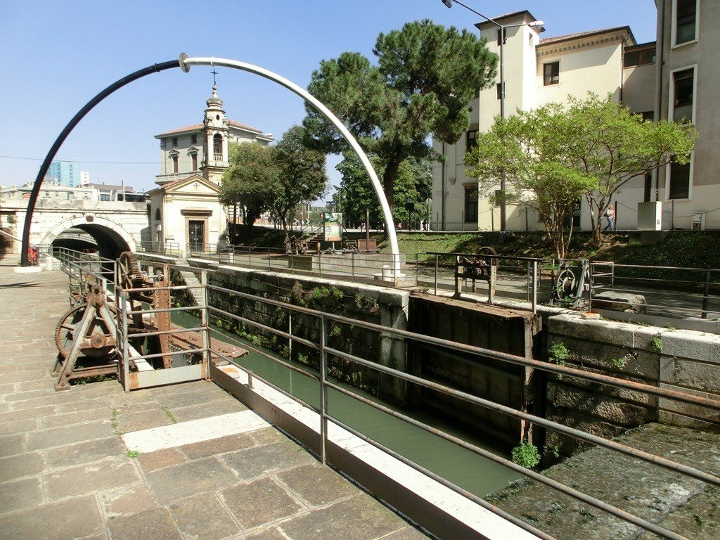Porte Contarine, Padova
