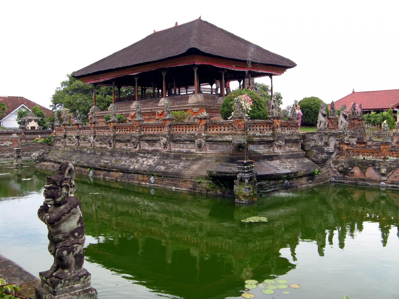Palazzo Reale a Kertha Gosa, Bali