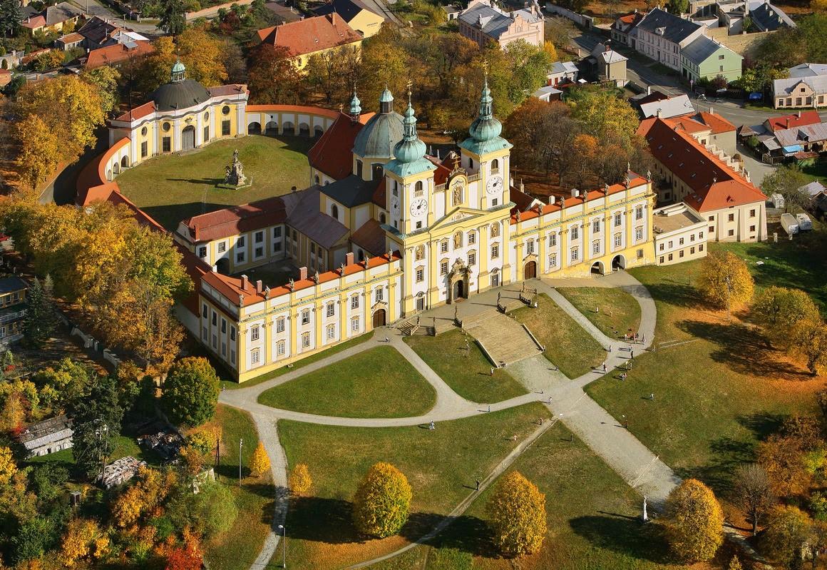 Svatý Kopeček, la Collina Santa di Olomouc, Repubblica Ceca