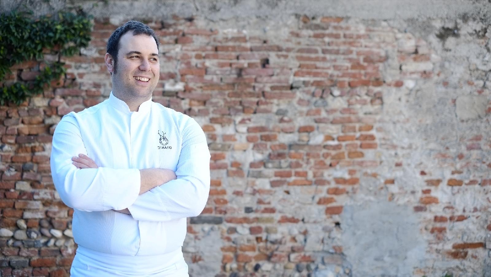 chef Nicola Dinato