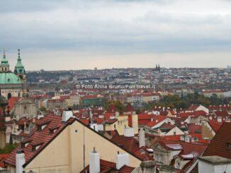 Cosa vedere a Praga in 3 giorni: uno scorcio della capitale ceca ©Foto Anna Bruno/FullTravel.it