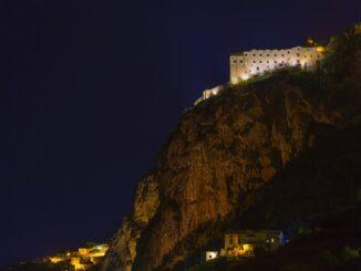 Monastero di Santa Rosa a Conca dei Marini, Costiera Amalfitana