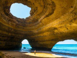 Benagil Cave Portogallo