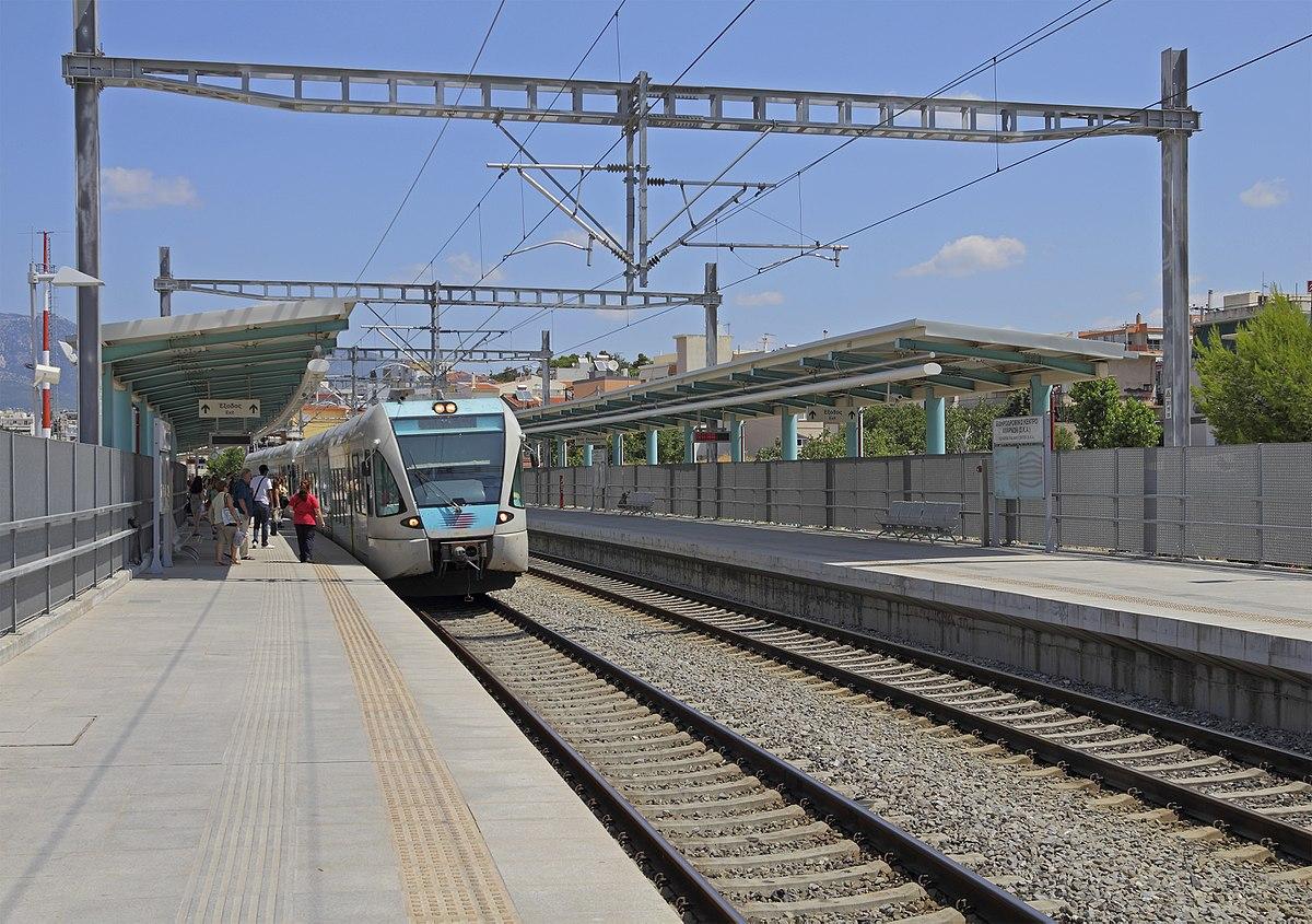 Ferrovia Proastiakós ad Atene