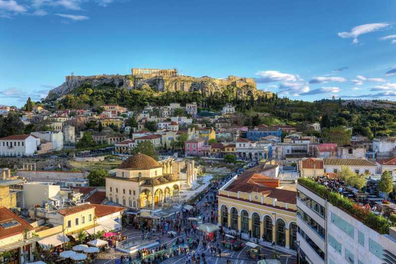 Monastiraki, Atene