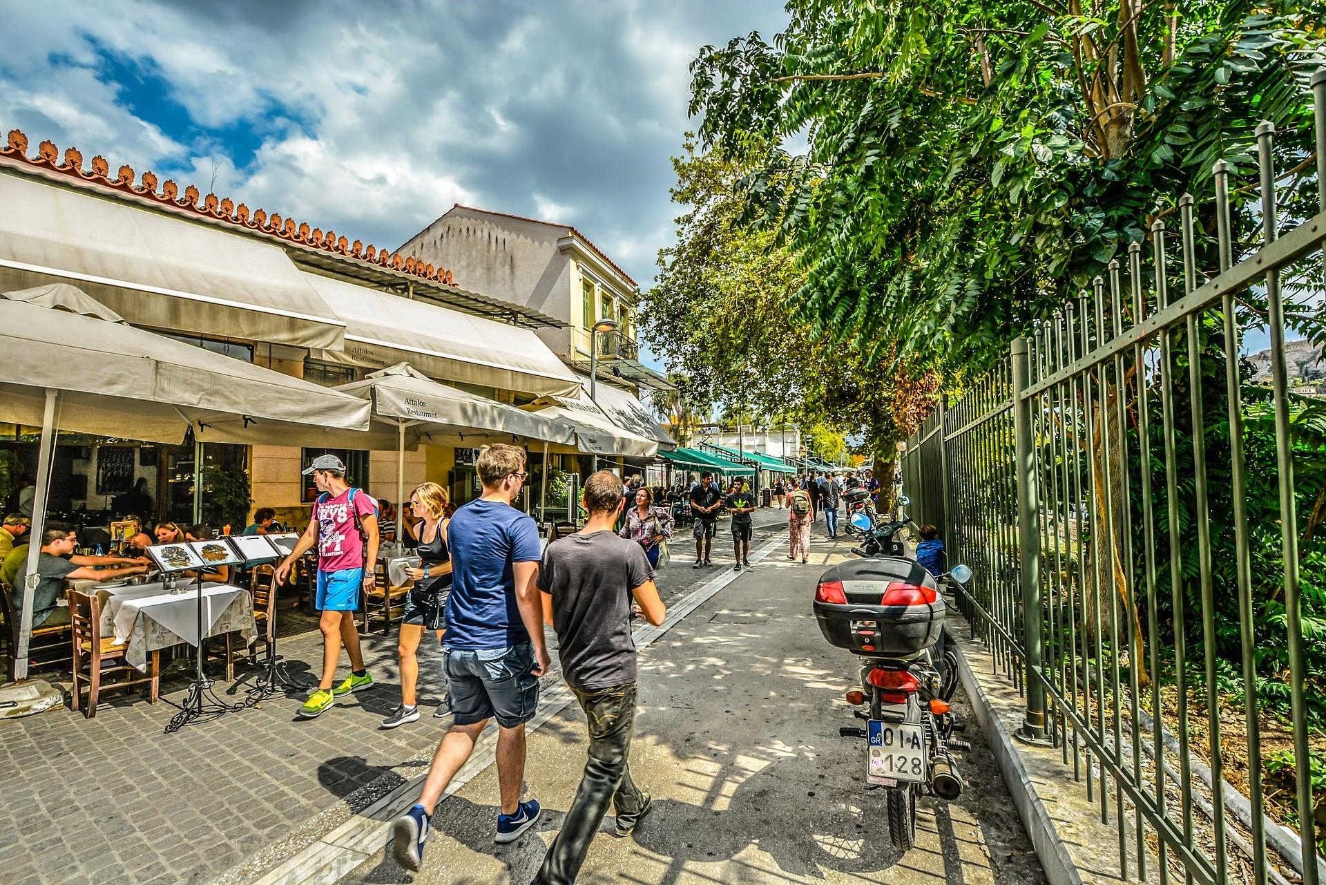 Plaka, Atene - Foto di kirkandmimi